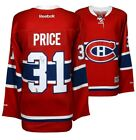 Carey Price Montreal Canadiens Hand Signed Authenticated Autograph Jersey