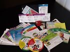 2004 WEIGHT WATCHERS FAST TRACK KIT WITH CD AND GUIDE CARDS WITH CARRY POUCH
