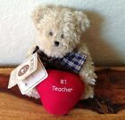 Boyds Bears Thinkin' of Ya Series~BESTEST TEACHER~with tag~903112