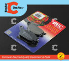 2004 - 2011 HONDA VTX 1300 C VTX1300C - REAR EBC PERFORMANCE ORGANIC BRAKE PADS