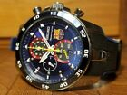 NEW Seiko Sportura FC Barcelona Chronograph Divers Watch Quartz Limited edition