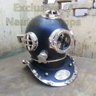Antique 18 Diving Helmet US Navy Mark V Sea Scuba Divers Helmet Marine Gift
