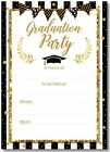 2018 Graduation Party Invitations Cards with Envelopes Supplies 30Ct