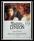BARRY LYNDON Style A Stanley Kubrick 4x6 ft French Grande Poster Original 1975