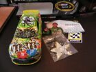 NASCAR AUTOGRAPHED KYLE BUSCH 2015 MMS HOMESTEAD RACED WIN CHAMPIONSHIP YEAR