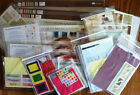 Creative Memories Lot Great Lengths Stickers Page Completion Pks Most are NEW