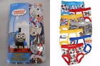 THOMAS THE TRAIN AND FRIENDS 7-pack Toddler Boys Briefs Sizes 2T/3T, 4T