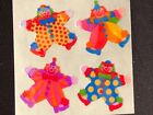 1 VINTAGE SANDYLION PEARLY CLOWNS STICKER 99 cent shipping