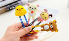 Cute Cartoon Animal Paper Note Pin Mini Clips Bookmarks Paperclip School Supply