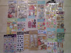 Lot 22 Pkgs Scrapbook Stickers by Jolees Paper House More Dimensional Travel