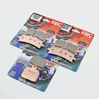 2007 - 2009 DUCATI HYPERMOTARD 1100 S - FRONT & REAR EBC HH BRAKE PADS