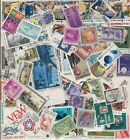 100 Different MNH Unused Vintage US Postage Stamps Lot 50s to 70s Plate Blocks