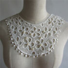 Floral Lace Appliques Collar Trim Embroidery wedding YL98