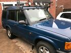 2002 Land Rover Discovery 2 td5