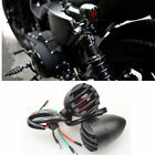 4PCS Motorcycle Brake Red Turn Signals Light FOR Kawasaki Vulcan Classic Custom