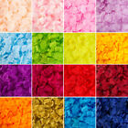 400 1000Pc Various Colors Silk Fake Flower Rose Petals Wedding Party Decorations