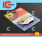 2001 - 2012 GAS-GAS EC 125 / 200 / 250 / 300 - FRONT EBC R SERIES BRAKE PADS