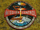 Official NASA Saturn V Apollo Mission Control Patch Limited Edition 200 Scarce