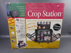 Generations Create A Bag Scrapbooking Crop Station on Wheels Tote Organizer