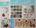 Scrapbooking Stickers Lot Jolees Boutique DOGS Puppy Pet Animals Paws