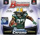 2014 Bowman Football Factory Sealed 10 Box Hobby Case - 40 Chrome RC Autos a Cs