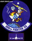 USAF 309th FIGHTER SQUADRON Luke AFB AZ F 16 ORIGINAL DEPLOYMENT PATCH SET