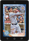 Topps BUNT Wil Myers BLUE BASE GYPSY QUEEN 2018 [DIGITAL CARD] 150cc