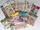 Princess Scrapbooking Sticker Lot Jolees Boutique Disney Baby Girl