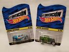 2017 Mexico Hot Wheels Convention Teal  Green Bone Shaker Pair 2 10