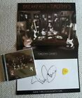 STRYPER TIMOTHY GAINES - BREAKFAST@TIMOTHY'S AUTOGRAPHED CD POSTER PICK PACKAGE