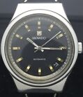VINTAGE MOVADO ZENITH SURF 01.0210.380 STAINLESS STEEL AUTOMATIC DIVERS WATCH