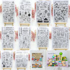 Metal Rubber Cut Dies Clear Stamp Paper Card Embossing Stencils Scrapbooking