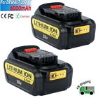 2 Pack New DCB206 2 20V MAX 60Ah Lithium Replacement Battery for Dewalt XR Tool