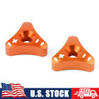 CNC Front 48mm Fork Knob Bolts for KTM 125 250 350 450 525 530 SX SX-F EXC XC-W