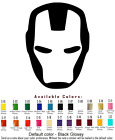 Superhero Symbols Vinyl Decal Sticker Car Window Batman Superman Spiderman Art