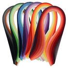 Paper Quilling Set 600 Strips Multicolor 39cm Length 3mm Width Available