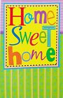 Home Sweet Home Wishing You Happiness Congratulations New House Greeting Card