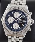 Mens Breitling Crosswind A13355 43mm Automatic