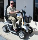 Pride Mobility used PURSUIT XL PMV S714 Heavy Duty Fast Scooter 75AH Upgrade Now