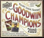 2009 Upper Deck Goodwin Champions Baseball Cards 2