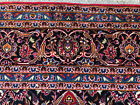 10x13 ANTIQUE PERSIAN RUG HAND KNOTTED RUGS IRAN WOOL RED oriental 9x12 9x13 ft