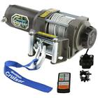 Durable Remote Control Classic 3500lbs Winch Trailer 12V 4WD 4x4  Electric Winch