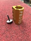 PROTO BABY SCS CLAMP PRO SCOOTER CLAMP GOLD Kick Stunt Trick Scooter Parts