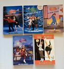 Ice Skating Chapter Books~Lot of 5 Preowned Paperback Pooks