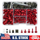 Fairing Bolt Kit Bodywork Screws Set For Honda CBR 600RR 00RR 1000RR CBR 1100XX