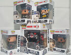 FUNKO POP EVOLVE Complete Set of 5 Markov Val Hank Maggie & Goliath Exclusive