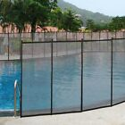 Swimming Pool Fence Safety Baby Water Safe Fencing Section FENCES Gate Kit 4x12
