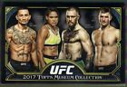 2017 Topps UFC Museum Collection Factory Sealed Hobby Box