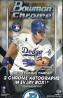 2015 Bowman Chrome hobby BOX (BELLINGER BRYANT DEVERS GLEYBER TORRES SEVERINO)!