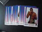 Sugar Ray Leonard Boxing Cards and Autographed Memorabilia Guide 11